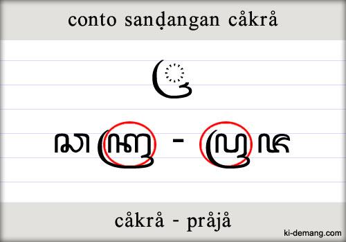 06 Conto Sandhangan Wyanjana Panyigeg